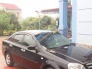 Cần bán xe Daewoo Lacetti EX 2008, màu đen giá 197 triệu tại Bắc Giang