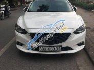 Bán ô tô Mazda 6 2.5 sản xuất 2015, màu trắng chính chủ, 820tr giá 820 triệu tại Hà Nội
