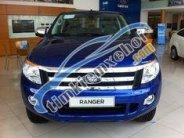 Bán Ford Ranger 3.2L AT 4x4 Wildtrak năm sản xuất 2018, màu xanh lam, nhập khẩu nguyên chiếc, giá tốt giá 900 triệu tại Hà Nội