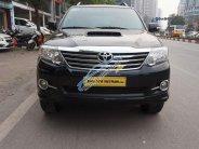 Bán Toyota Fortuner 2015, màu đen, giá chỉ 860 triệu giá 860 triệu tại Hà Nội