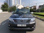 Bán ô tô Toyota Fortuner G đời 2015, màu đen số sàn, giá tốt giá 795 triệu tại Tp.HCM