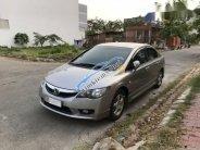 Bán xe Honda Civic sản xuất năm 2010, màu bạc giá 410 triệu tại Tp.HCM