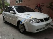 Bán xe Daewoo Lacetti EX 1.6 đời 2004, màu trắng xe gia đình, giá 145tr giá 145 triệu tại Hà Nội