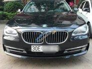 Cần bán BMW 7 Series năm sản xuất 2012, màu đen giá 2 tỷ 180 tr tại Tp.HCM