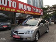 Cần bán xe Honda Civic 1.8 AT sản xuất 2007, màu bạc chính chủ giá 320 triệu tại Hà Nội