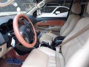 Bán xe Toyota Fortuner G đời 2015, màu đen giá 860 triệu tại Hà Nội