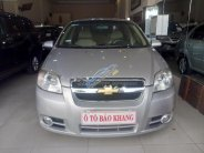 Xe Chevrolet Aveo 1.4 sản xuất 2012, màu bạc số sàn, 265 triệu giá 265 triệu tại BR-Vũng Tàu
