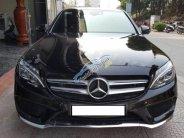 Bán xe Mercedes C300 AMG sản xuất 2016, màu đen giá 1 tỷ 668 tr tại Hà Nội
