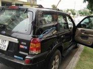 Bán Ford Escape 3.0 V6 đời 2002, màu đen  giá 138 triệu tại Hà Nội