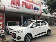 An Phát Auto bán Hyundai Grand i10 1.0 AT 2015, màu trắng, nhập khẩu giá 370 triệu tại Hà Nội