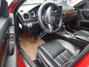 Bán Mercedes C250 sản xuất 2011, màu đỏ giá 720 triệu tại Hà Nội