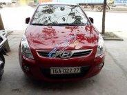 Cần bán Hyundai i20 đời 2011, màu đỏ giá 340 triệu tại Hải Phòng