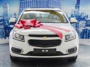 Bán Chevrolet Cruze LT đời 2017, màu trắng giá 589 triệu tại Tp.HCM