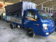 Bán ô tô Hyundai H 100 sản xuất năm 2018, màu xanh lam, nhập khẩu giá 410 triệu tại Bình Dương