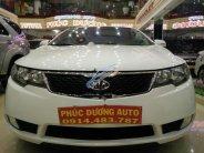 Cần bán gấp Kia Forte năm sản xuất 2012, màu trắng chính chủ, giá 395tr giá 395 triệu tại Đắk Lắk