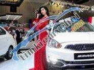 Bán ô tô Mitsubishi Mirage MT đời 2018, màu trắng, xe nhập  giá 330 triệu tại Hà Nội