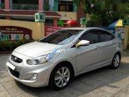 Cần bán Hyundai Accent 1.4AT 2012, màu bạc, 405 triệu giá 405 triệu tại Tp.HCM