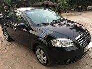 Bán Daewoo Gentra SX sản xuất 2010, màu đen số sàn, giá tốt giá 225 triệu tại Hà Nội