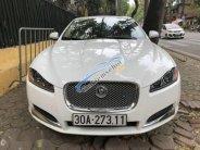 Bán Jaguar XF sản xuất 2013, màu trắng, xe nhập giá 1 tỷ 450 tr tại Hà Nội