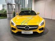 Bán Mercedes năm 2015, màu vàng, nhập khẩu giá 9 tỷ 149 tr tại Tp.HCM