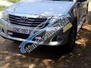 Bán Toyota Hilux năm 2011, màu bạc  giá 405 triệu tại Thanh Hóa