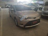 Bán Toyota Vios 2016, tặng thuế trước bạ kèm phụ kiện, hỗ trợ ngân hàng 75% giá 509 triệu tại Tp.HCM