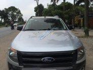 Cần bán gấp Ford Ranger Wildtrak 3.2L 4x4 AT sản xuất 2015, màu bạc, nhập khẩu nguyên chiếc còn mới giá 628 triệu tại Hà Nội