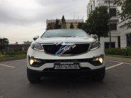 Bán Kia Sportage 2.0 AT năm sản xuất 2014, màu trắng, xe nhập   giá 695 triệu tại Hải Phòng