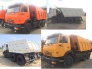 Bán xe tải Ben Kamaz 3 giò thùng VAT giá 1 tỷ 150 tr tại Cần Thơ