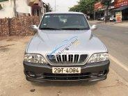 Cần bán lại xe Ssangyong Musso 2003, màu bạc giá 137 triệu tại Hà Nội