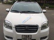 Bán Daewoo Gentra SX 1.5 MT đời 2007, màu trắng giá 160 triệu tại Ninh Bình