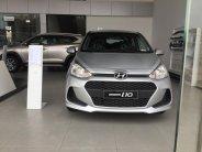 Bán Hyundai Grand i10 1.2L MT Base, sản xuất 2018, màu bạc, giá cạnh tranh giá 325 triệu tại Hà Nội