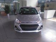 Cần bán xe Hyundai Grand i10 1.2L AT đời 2018, màu bạc, giao ngay giá tốt giá 394 triệu tại Hà Nội