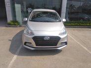 Cần bán xe Hyundai Grand i10 1.2L MT Base đời 2018, màu bạc, giá tốt giao xe ngay giá 342 triệu tại Hà Nội