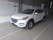 Bán Hyundai Tucson 2.0L AT bản thường đời 2018, màu trắng, giá tốt xe giao ngay giá 760 triệu tại Hà Nội