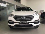 Bán Hyundai Santa Fe 2.4L bản đặc biệt đời 2018, màu trắng, giá tốt xe giao ngay giá 1 tỷ 20 tr tại Hà Nội