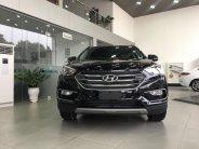 Bán xe Hyundai Santa Fe 2.4L bản đặc biệt đời 2018, màu đen, giá tốt xe giao ngay giá 1 tỷ 20 tr tại Hà Nội