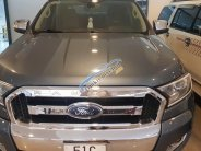 Cần bán Ford Ranger XLS sản xuất năm 2017, màu xám (ghi), nhập khẩu nguyên chiếc giá 615 triệu tại Tp.HCM