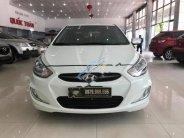 Bán xe Hyundai Accent 1.4 AT đời 2012, màu trắng, xe nhập số tự động giá 439 triệu tại Hải Phòng