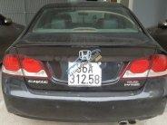 Cần bán xe Honda Civic 2.0 AT sản xuất 2009, màu đen chính chủ giá 400 triệu tại Thanh Hóa