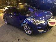 Cần bán lại xe Hyundai Veloster 1.6AT 2011, màu xanh lam, nhập khẩu chính chủ giá 515 triệu tại Hà Nội