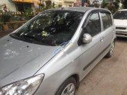 Cần bán xe Hyundai Getz 1.1 MT sản xuất năm 2009, màu bạc, nhập khẩu nguyên chiếc giá 190 triệu tại Hà Nội
