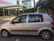 Bán gấp Hyundai Getz 1.1 MT đời 2008, màu bạc, nhập khẩu giá 238 triệu tại Hà Nội