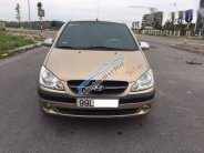Cần bán gấp Hyundai Getz sản xuất 2009 màu vàng cát, giá chỉ 202 triệu giá 202 triệu tại Bắc Ninh