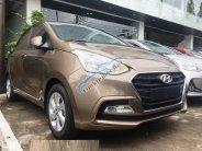 Bán Hyundai Grand i10 1.2MT bản đủ đời 2017, xe đã qua sử dụng, hỗ trợ vay ngân hàng giá 405 triệu tại Tp.HCM