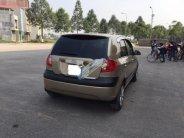 Bán Hyundai Getz 2009, màu vàng, nhập khẩu giá 205 triệu tại Bắc Ninh