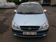 Cần bán Hyundai Getz năm sản xuất 2009, màu xanh lam, xe nhập, giá chỉ 196 triệu giá 196 triệu tại Hà Nội