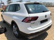 Bán Volkswagen Tiguan 2.0 tubo tăng áp 2018, màu trắng, nhập khẩu giá 1 tỷ 699 tr tại Hà Nội
