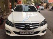 Cần bán Mercedes E250 đời 2014, màu trắng chính chủ giá 1 tỷ 415 tr tại Hải Phòng