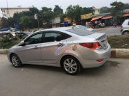 Cần bán gấp Hyundai Accent AT năm sản xuất 2011, màu bạc, nhập khẩu   giá 395 triệu tại Hà Nội